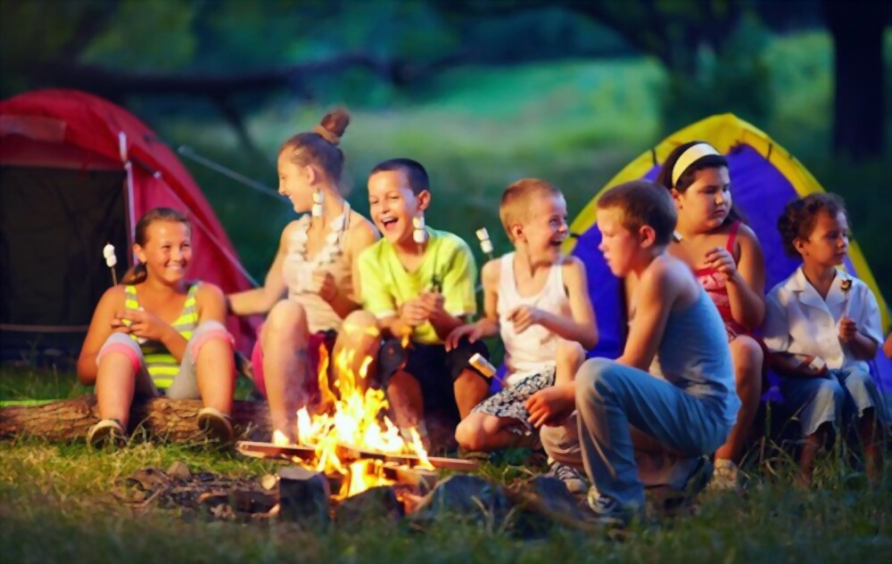 Best Hacks to Make Camping with Kids Fun & Stress-Free
