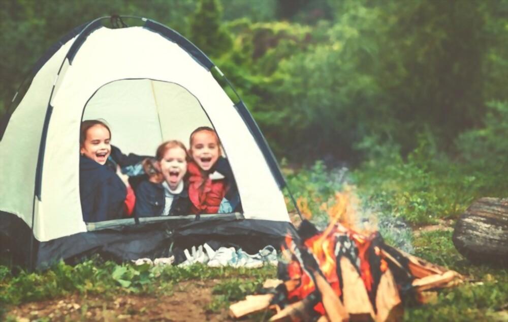 Best Hacks to Make Camping with Kids Fun & Stress