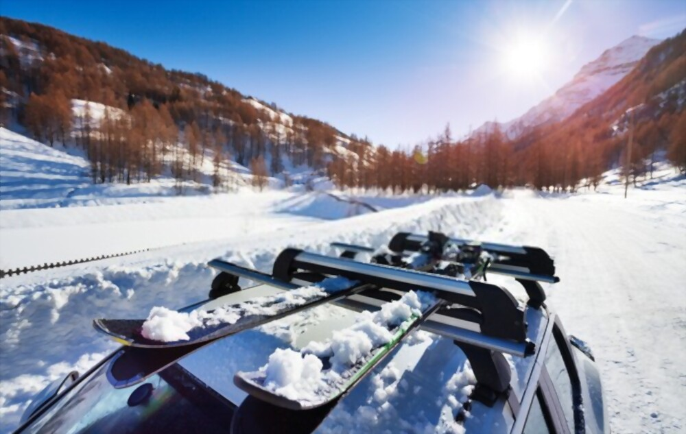 Best Roof Racks Skis and Snowboards
