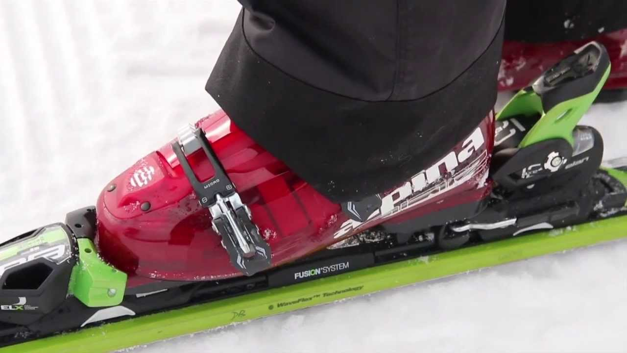 How To Put On Ski Boots And Skis