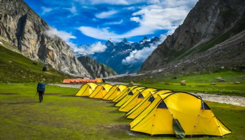 How to Choose the Perfect Camping Site