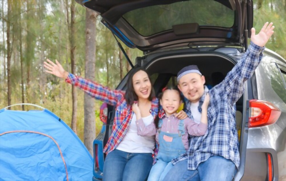 Why You Should Go Camping With Your Kids at Least Once in Your Life