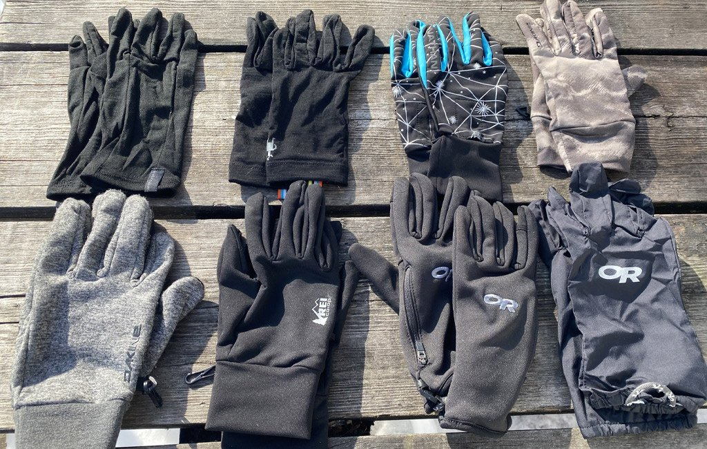 glove liners for extreme cold