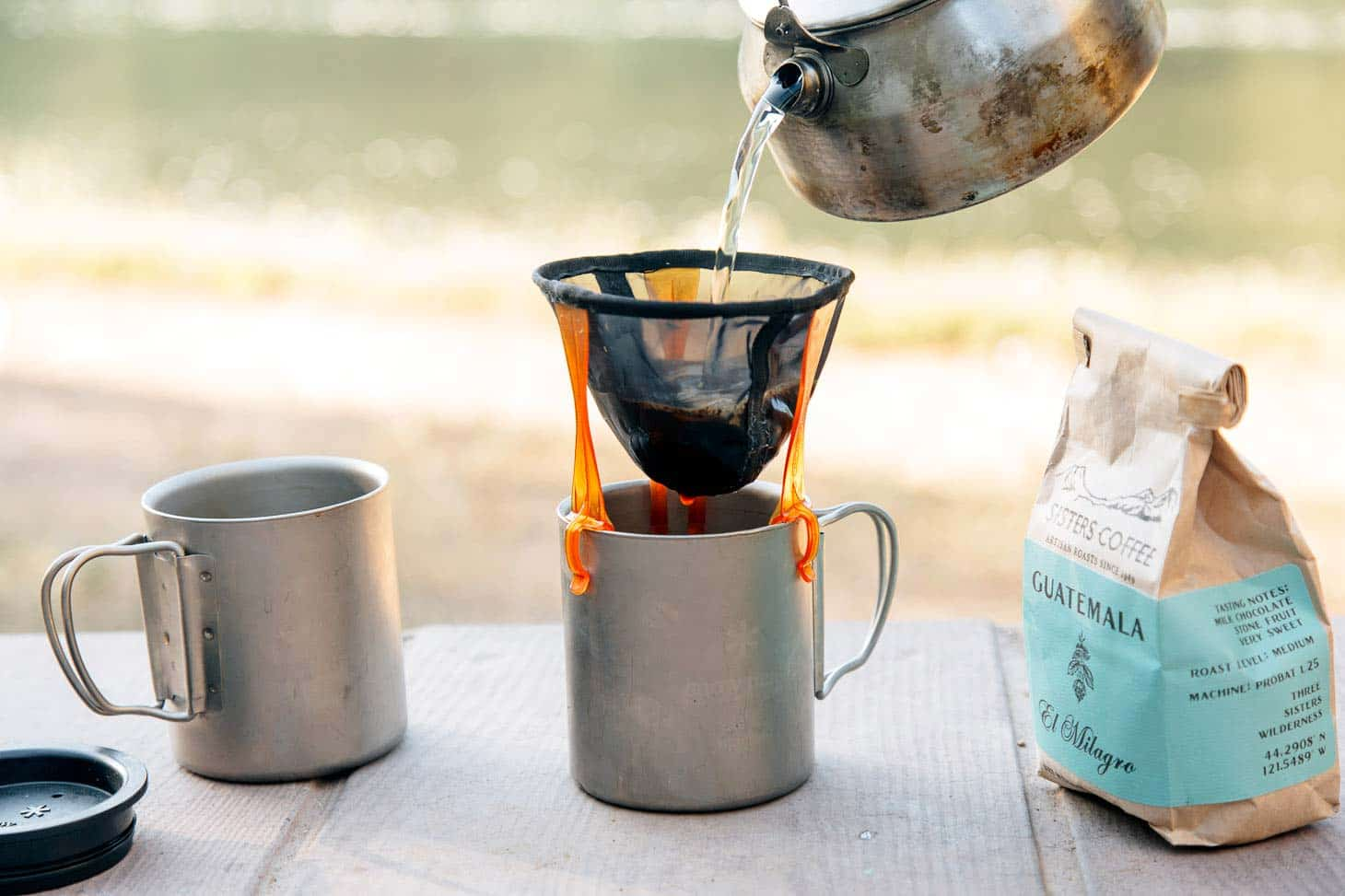 13 WAYS TO PREPARE A CAMPING COFFEE