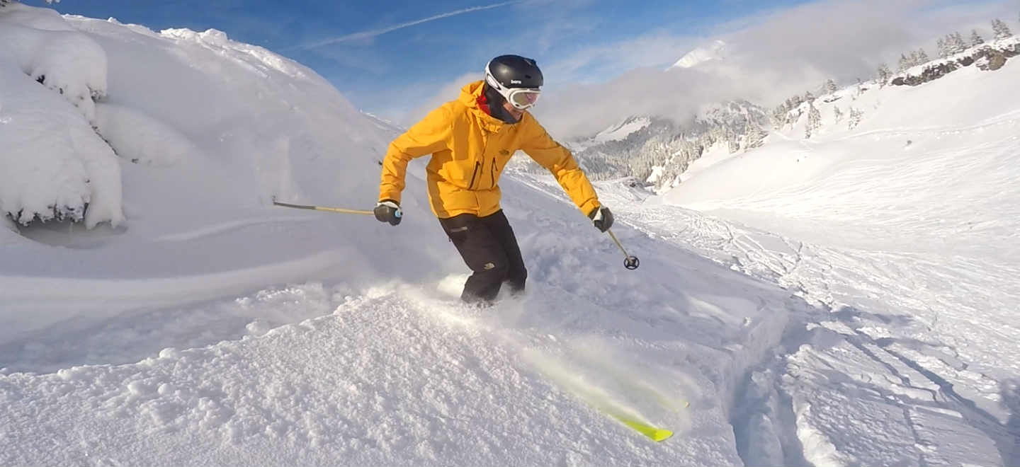 Everything you need to know to travel to the snow to practice skiing