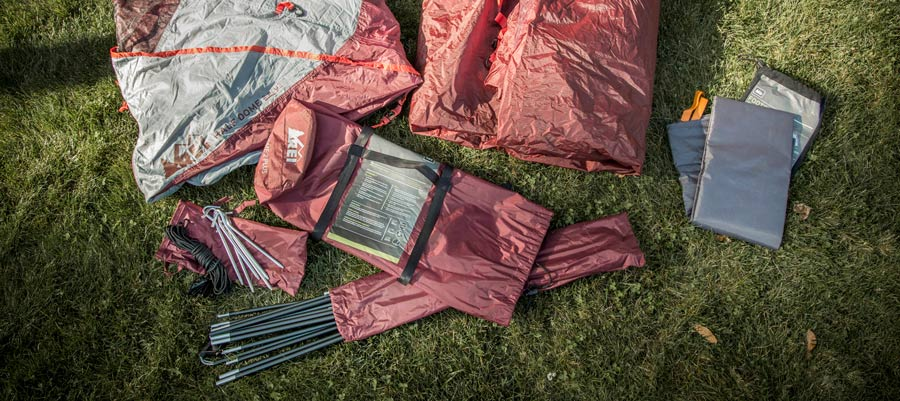 How To Set Up A Tent