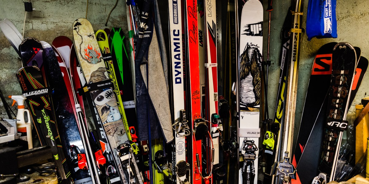 How to Choose Your Used Skis