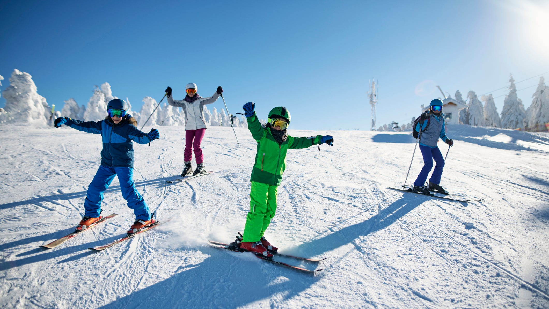 How to Improve Your Skiing by Snowboarding