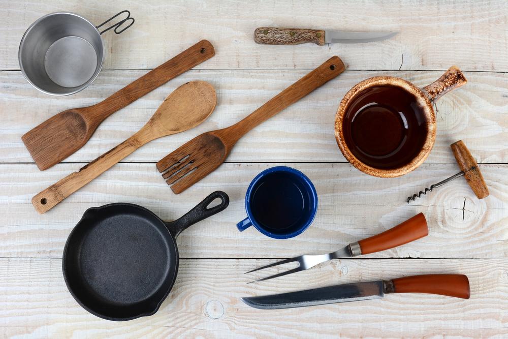 camp utensils