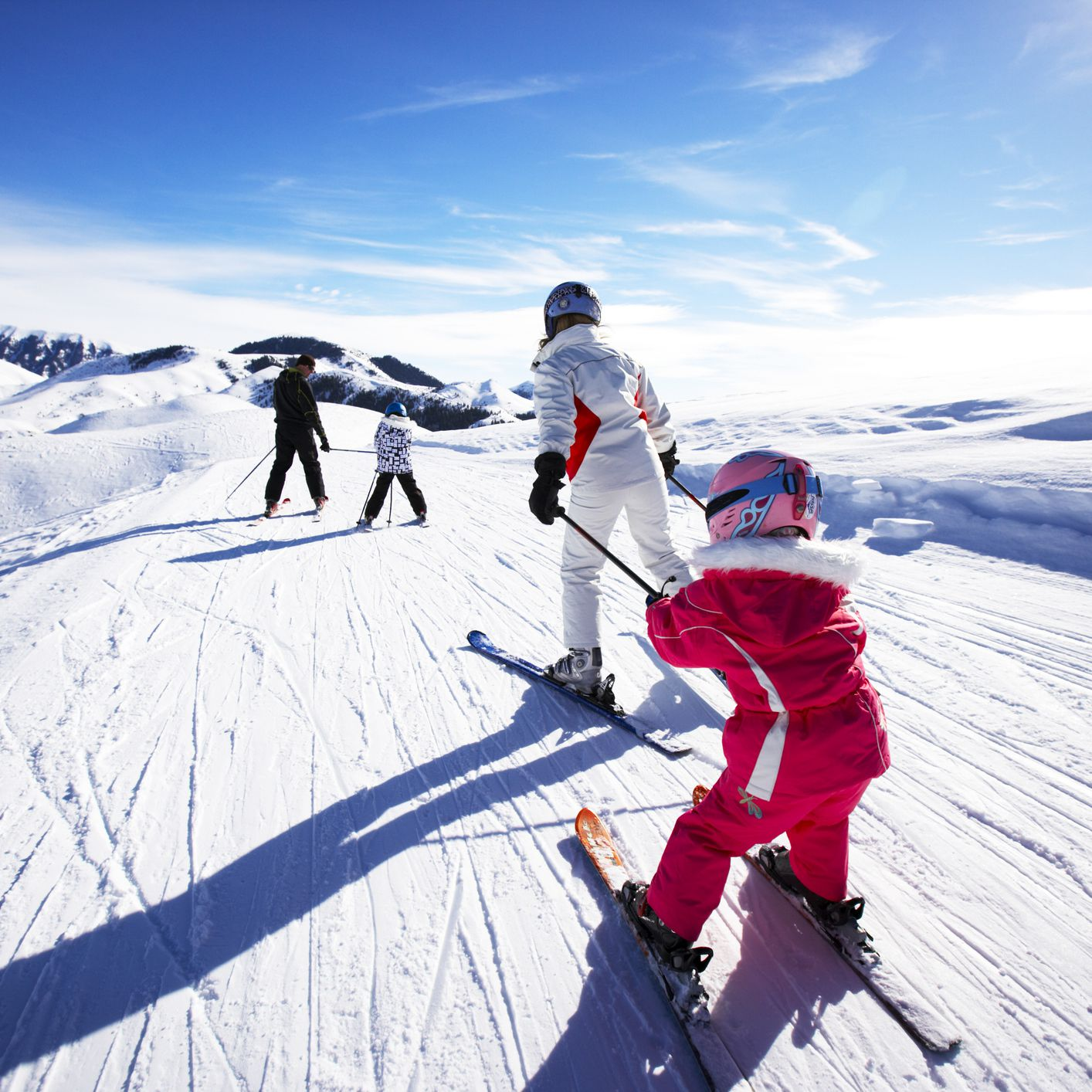 How to Start Skiing?