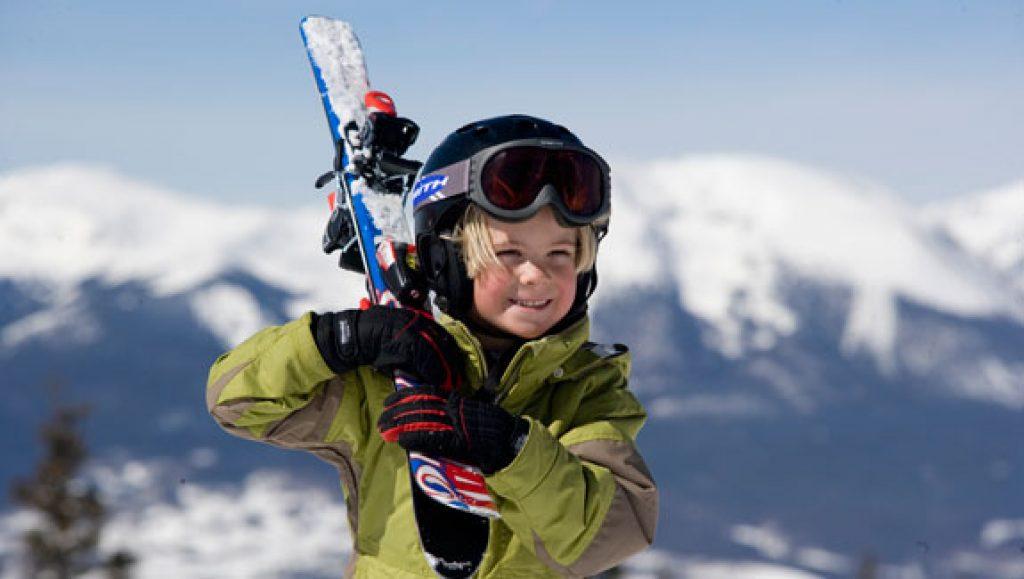 How to Choose Ski Equipment for Children?