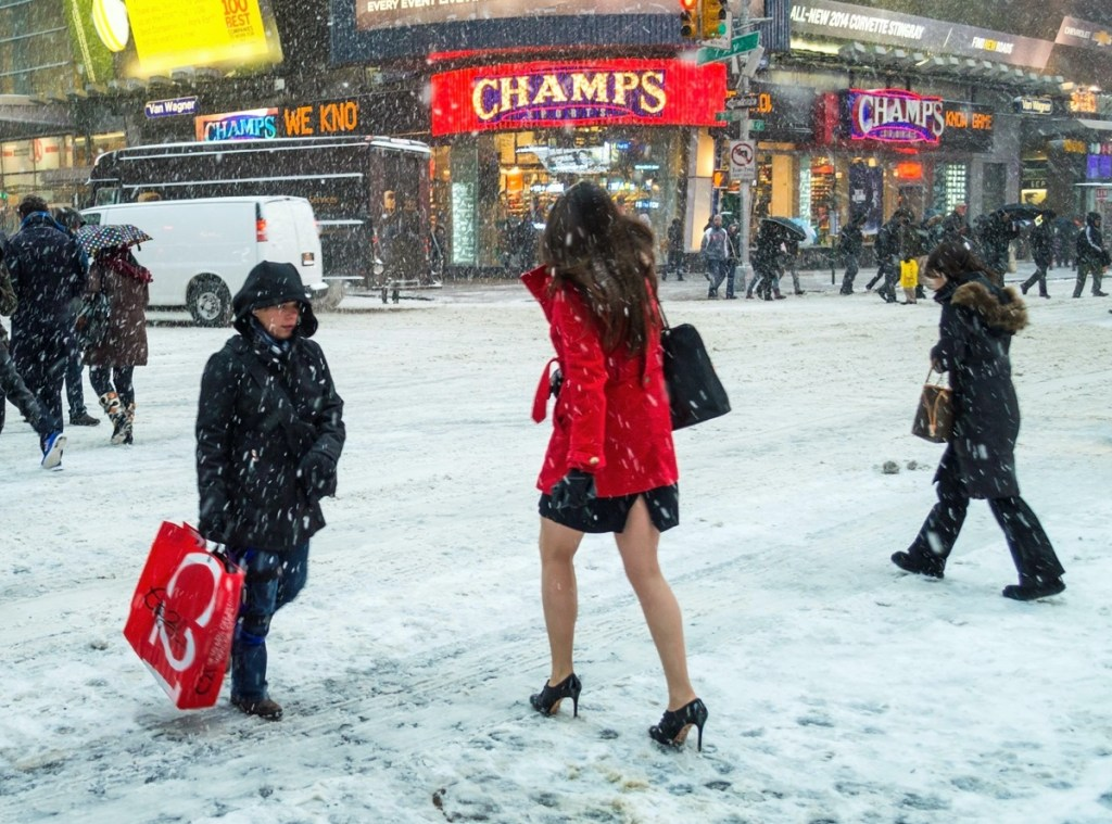 Going To The Snow? 10 Things Not To Forget