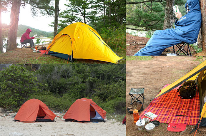how to pick a campsite